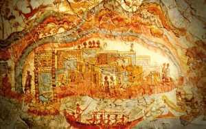 Ήταν η Σαντορίνη η μυθική Ατλαντίδα;