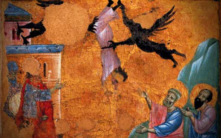 Πανίσχυροι Μάγοι και Θαυματοποιοί κατά τα πρώτα χρόνια του Χριστιανισμού…
