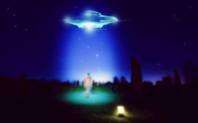 Το μυστήριο των ιπτάμενων δίσκων με τις ολόφωτες θύρες...