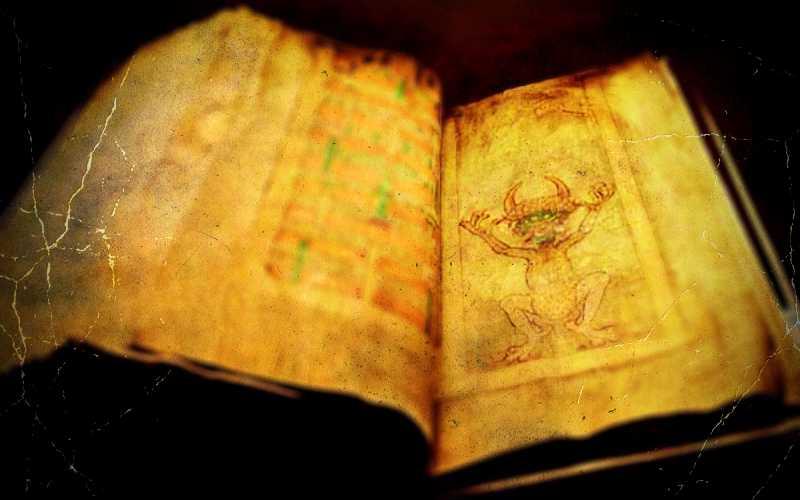 """""""Βίβλος του Διαβόλου"""" - Το πιο μυστηριώδες βιβλίο του κόσμου..."""