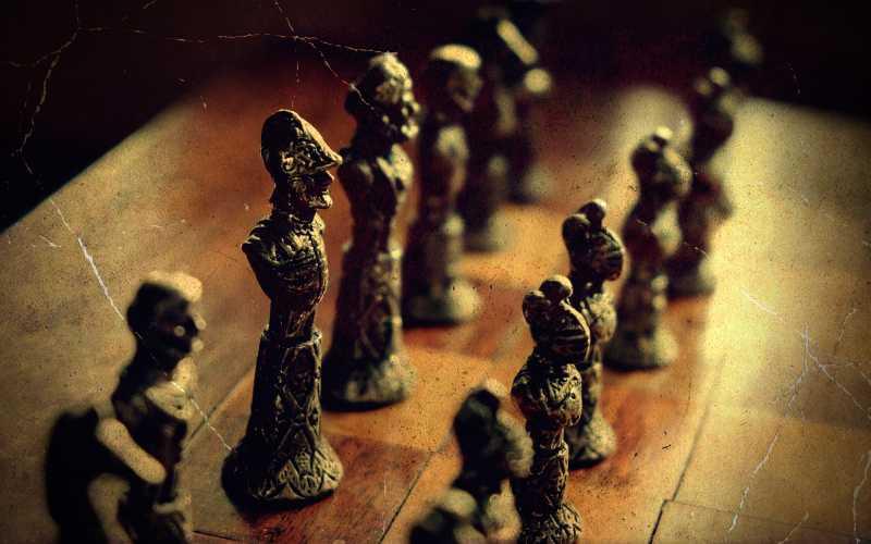 Σκάκι - Ένα πανάρχαιο παιχνίδι στρατηγικής από το 4.000 π.Χ...