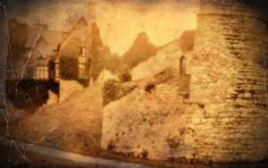 Το φάντασμα με το κρινολίνο του Pembroke...