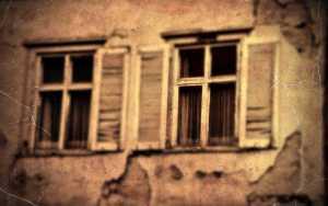 Το σπίτι που δεν ησύχαζε από τους λιθοβολισμούς…