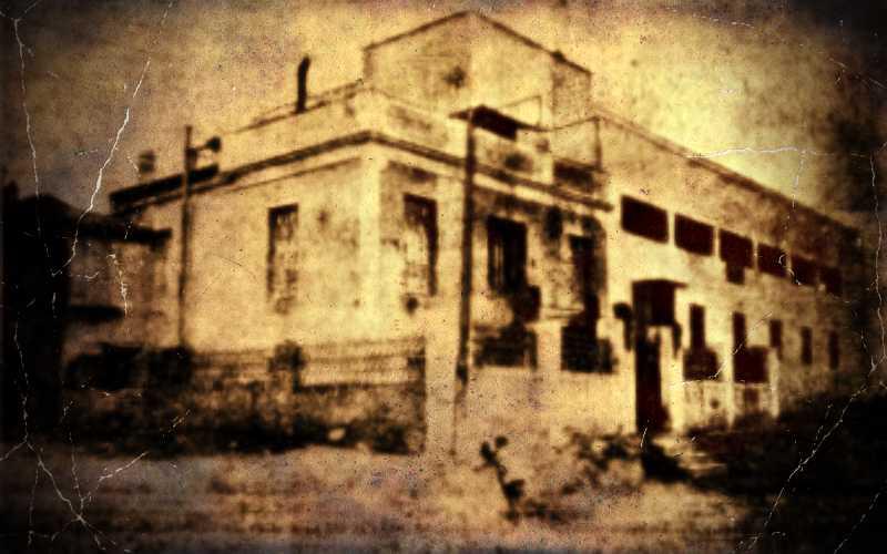 Πόλτεργκαϊστ σε σπίτι ιερέα στις Τζιτζιφιές, το 1931 (Μέρος Α)...