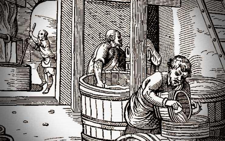 Η μπύρα από τα πανάρχαια χρόνια...