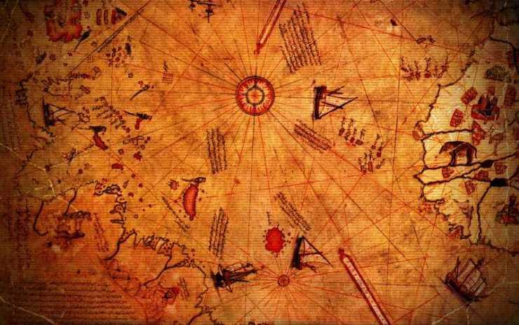 Ο μυστηριώδης Χάρτης της Κωνσταντινούπολης του 1513...