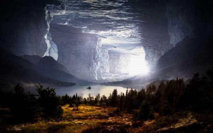 Το αχανές σπήλαιο που συνδέει τρεις Πολιτείες των ΗΠΑ...