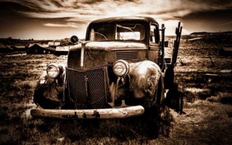 Το μυστηριώδες αυτοκίνητο-φάντασμα του Μάντσεστερ, το 1930...