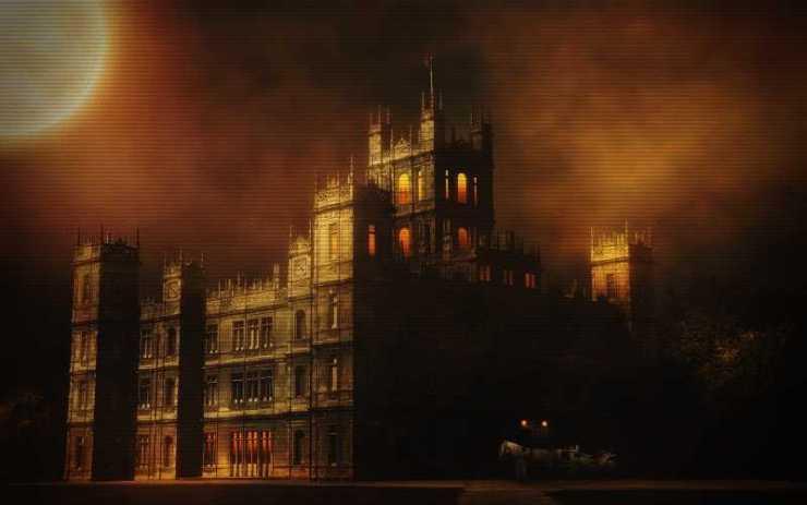 Τα περίφημα βασιλικά φαντάσματα της Αγγλίας...