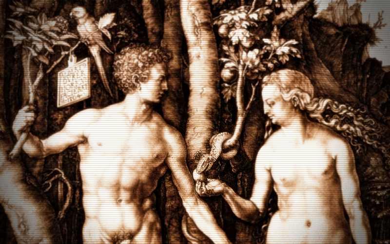 Οι απαρχές του μύθου του Αδάμ και της Εύας...