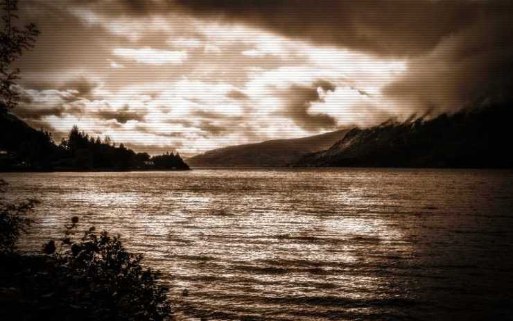 Η βρετανική αποστολή που αναζητούσε το πλάσμα της λίμνης Λοχ Νες, το 1963...