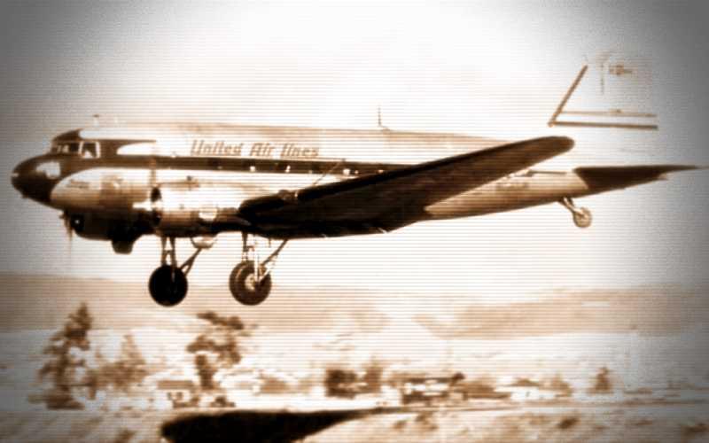 Καταδίωξη ιπτάμενων δίσκων από αμερικανικό αεροσκάφος, το 1947...