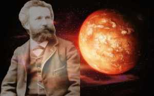 Άρθρο του περίφημου Γάλλου Αστρονόμου Flammarion για τον Άρη, το 1924...