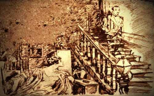 Το μυστήριο της βίλας του Ροδόλφο Βαλεντίνο...