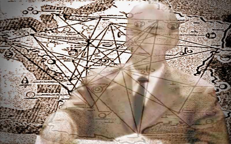 Ο αποκαλυπτικός χάρτης των ιπτάμενων δίσκων του Aime Michel (Μέρος Α)...