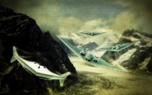Είχαν κατασκευαστεί ιπτάμενοι δίσκοι κατά τη διάρκεια του Β' Παγκοσμίου Πολέμου;