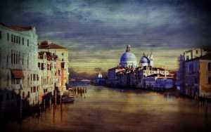 Παράξενο ιπτάμενο αντικείμενο πάνω από τη Βενετία, το 1967...