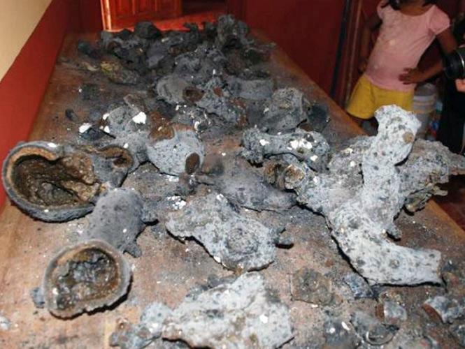 meteorito yucatan Ichmul