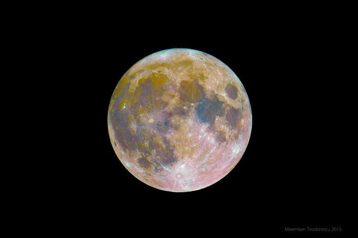 luna terra piatta