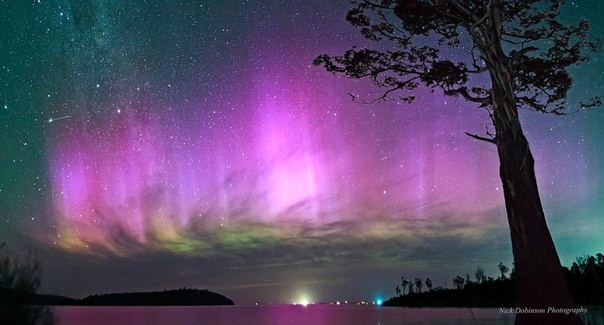 Northern Lights New Years Eve