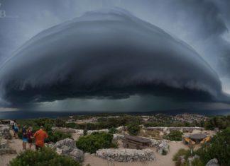 hailstorm croatia, hailstorm croatia video, hailstorm croatia photo, hailstorm croatia july 26 2017