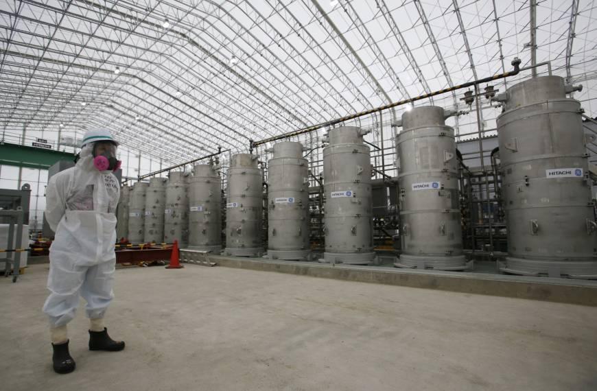 fukushima radioactive water
