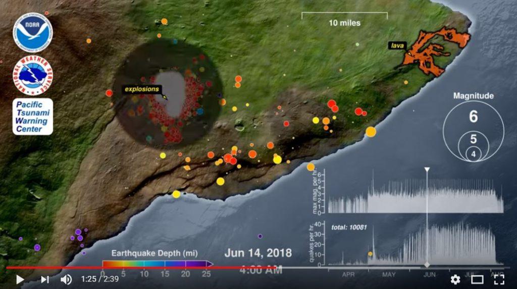 Kilauea volcanic eruption video, kilauea volcanic eruption update, kilauea volcanic eruption