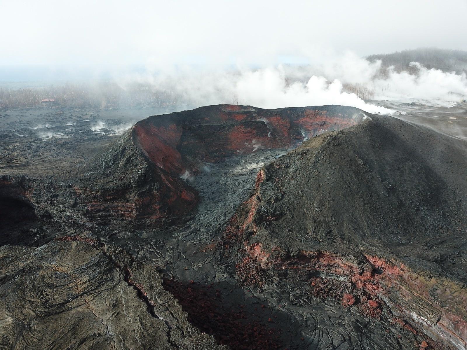 The Volcanic Update Eruptions At Veniaminof Alaska Usa Karymsky Russia Turrialba Costa