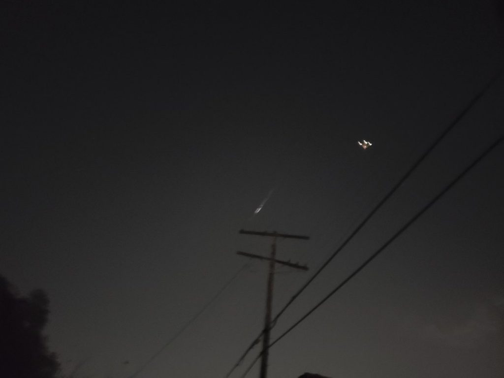 Mysterious Flash of Light Prompts Social Media Frenzy From San Diego to Victorville