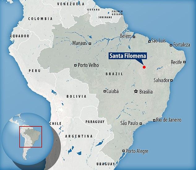 brazil meteorite, brazil meteorite Santa Filomena, meteorite Santa Filomena