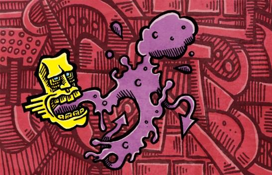 graffiti breath