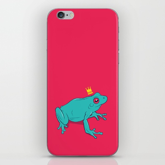 Frog Prince phone case