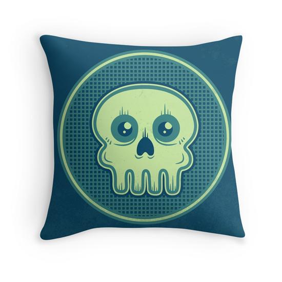 bones pillow