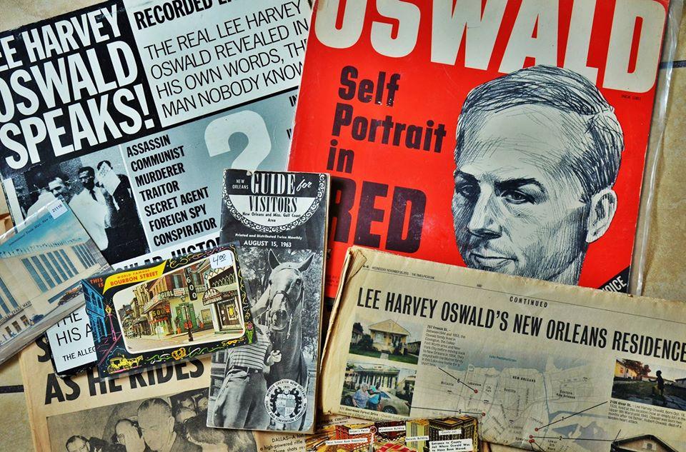 Lee Harvey Oswald and the JFK assassination conspiracy propaganda