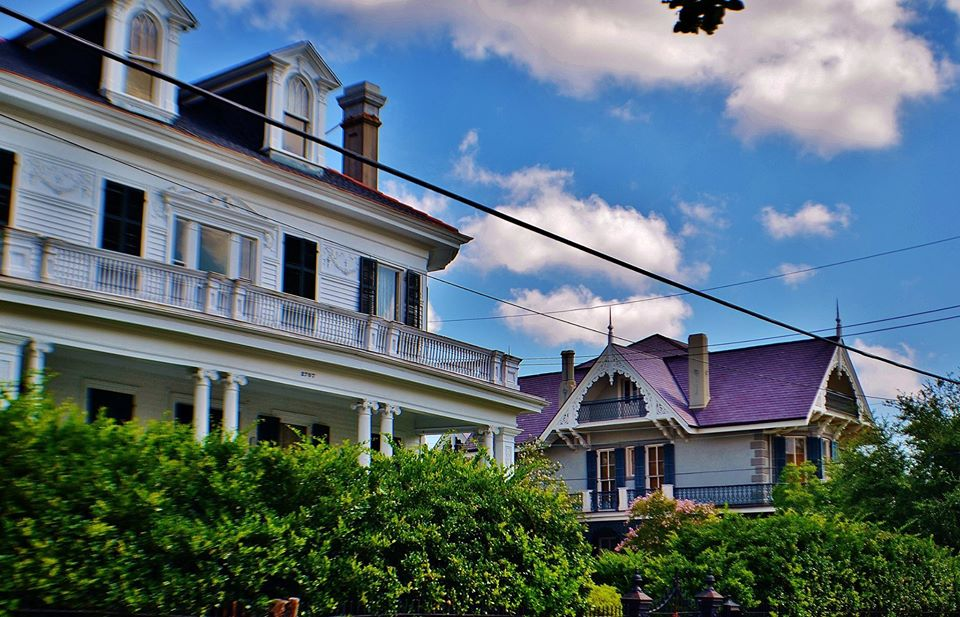 The Benjamin Button House in the Garden District of New Orleans Nell Nolan