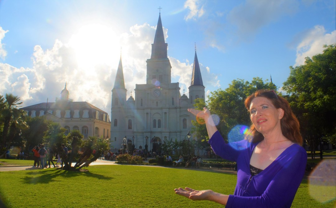 Historian Jane welcomes you to New Orleans