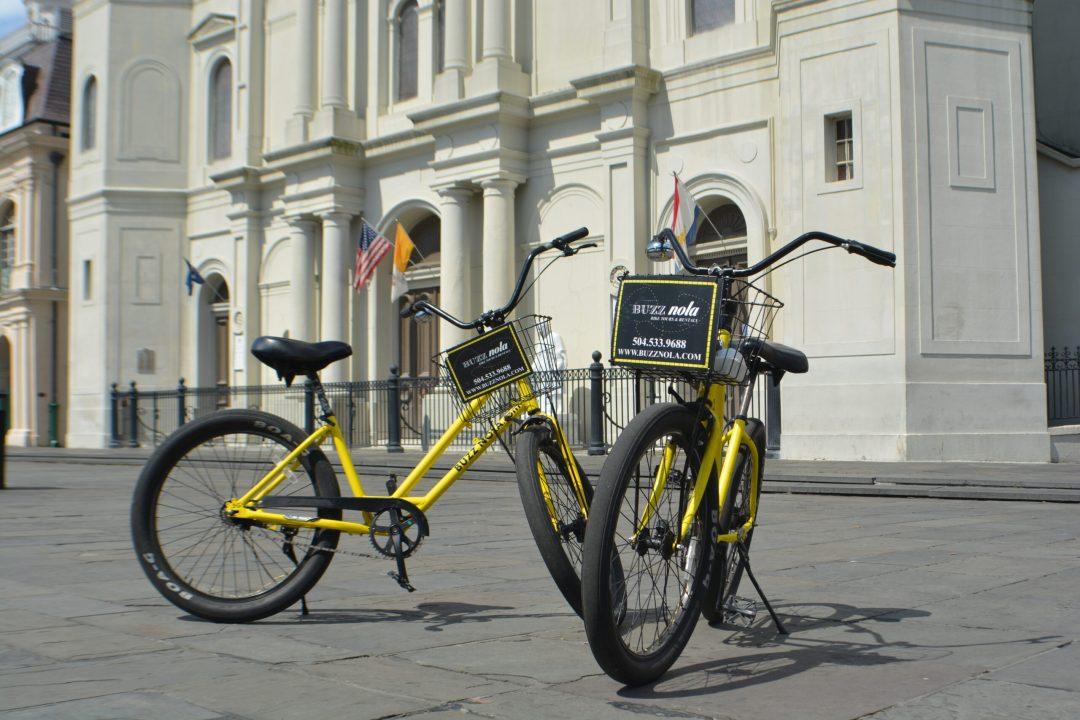 Buzz Nola Bike Tours and Ebikes