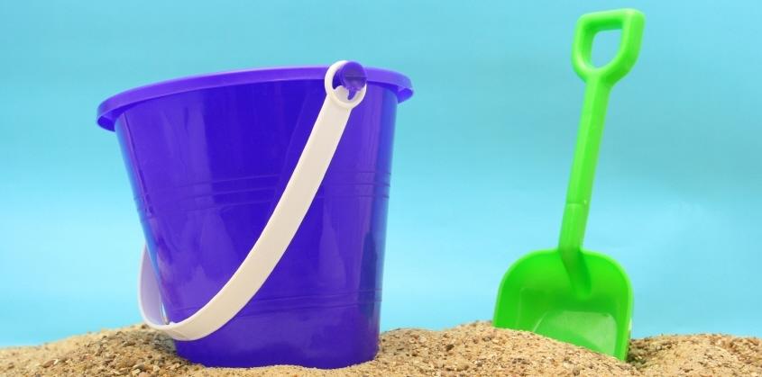 pail and shovel