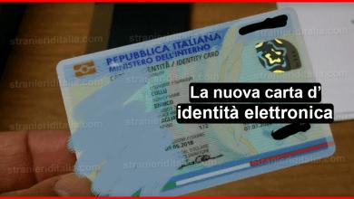 La nuova carta d identità elettronica come funziona?