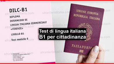 Photo of livello b1 italiano per cittadinanza, come funziona?