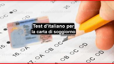 Photo of Test d'italiano per la carta di soggiorno – Guida semplice!