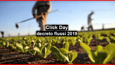 Click day decreto flussi 2019