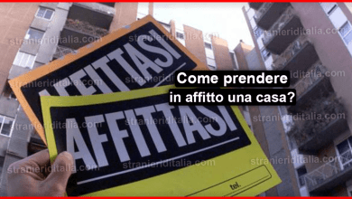 Photo of Come prendere in affitto una casa ?