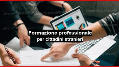 Photo of Formazione professionale per cittadini stranieri
