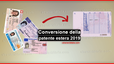 Conversione della patente estera: Procedura e documenti necessari