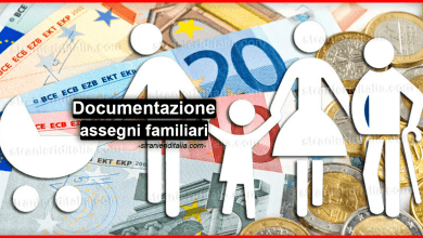 Photo of Documentazione assegni familiari dipendenti di aziende private