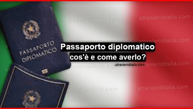 Photo of Passaporto diplomatico: cos'è e quali vantaggi conferisce?