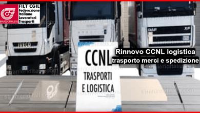 Photo of Rinnovo CCNL logistica trasporto merci e spedizione 2020