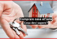 Comprare casa all'asta: ecco tutto quello che devi sapere