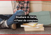 Studiare in Italia : 4 Passi da compiere per accedere alle università italiane